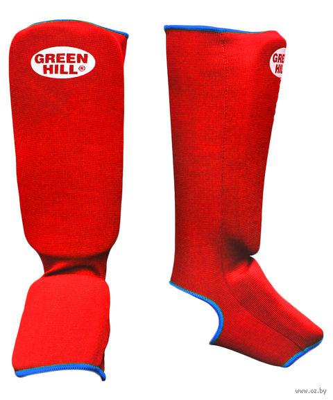 Защита голень-стопа SIC-6131 (XS; красная) — фото, картинка