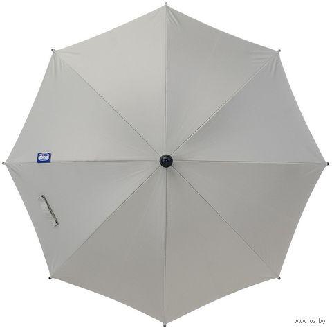 "Зонт на коляску ""Бежевый"" — фото, картинка"