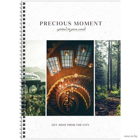 """Тетрадь общая в клетку """"Precious Moments"""" (А4; 96 листов) — фото, картинка"""
