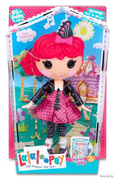 "Кукла ""Lalaloopsy. Тонкие струнки"" — фото, картинка"