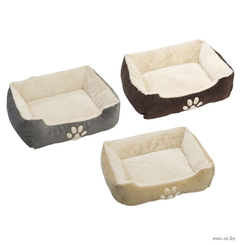 Лежак для животных (60х48х18 см) — фото, картинка