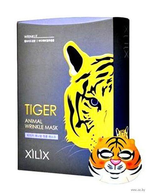 """Тканевая маска для лица """"Tiger. Разглаживающая морщины"""" (25 г) — фото, картинка"""