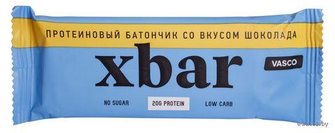 "Батончик ""Xbar протеиновый. Шоколад"" (60 г) — фото, картинка"
