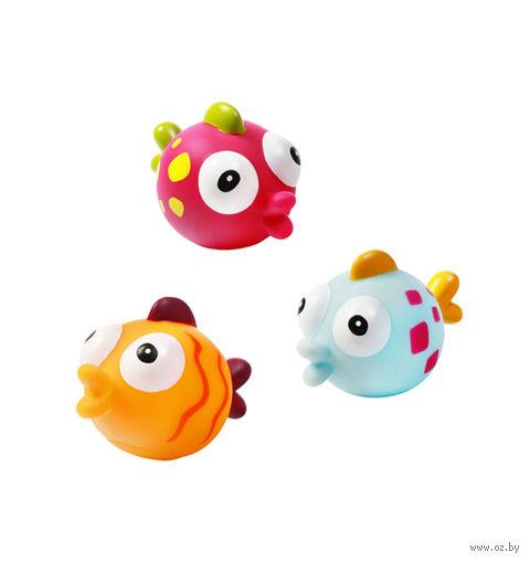 Набор игрушек для купания (3 шт)