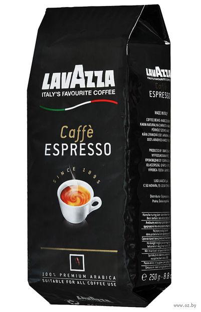 """Кофе зерновой """"Lavazza. Espresso"""" (250 г) — фото, картинка"""