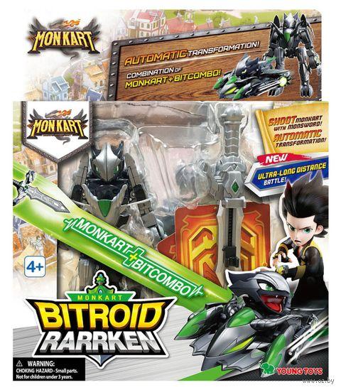 "Робот-трансформер ""Monkart. Bitroid Rarrken"" — фото, картинка"