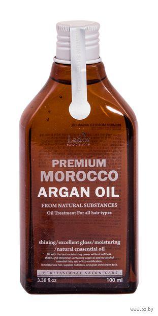 "Масло для волос ""Premium Morocco"" (100 мл) — фото, картинка"