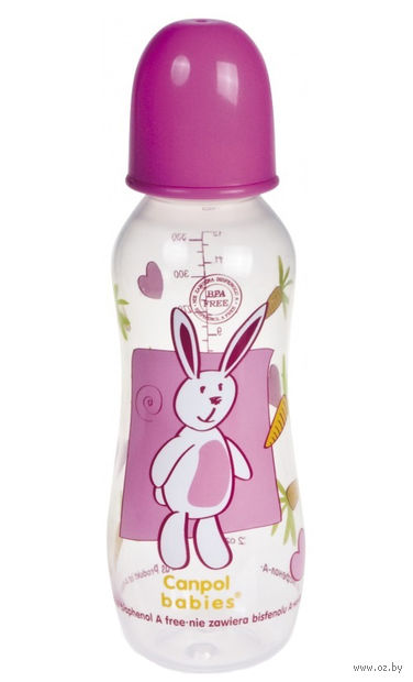 Бутылочка для кормления (330 мл)