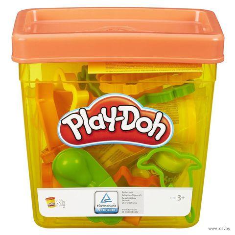 """Набор для лепки """"Play-Doh. Контейнер с инструментами"""""""