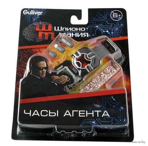 """Игровой набор """"Часы агента"""" (со световыми эффектами)"""