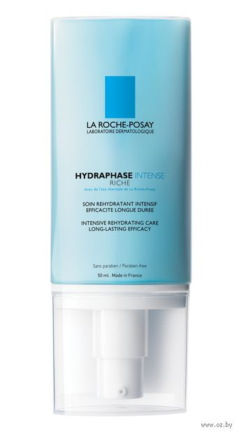 "Крем для лица ""Hydraphase Intense Riche"" (50 мл) — фото, картинка"