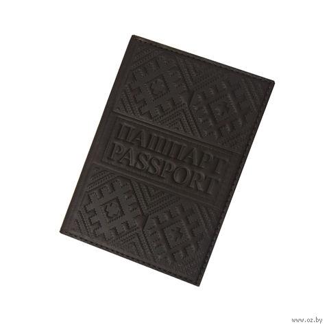 Обложка на паспорт (арт. C4t-102-64) — фото, картинка