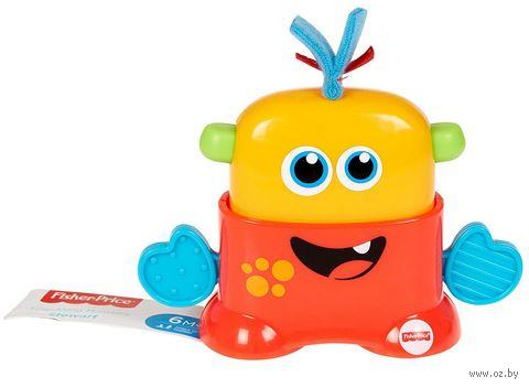 """Развивающая игрушка """"Мини-монстрик Стюарт"""" — фото, картинка"""