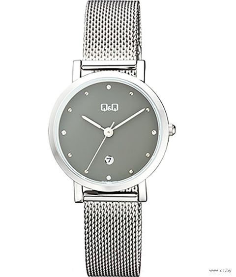 Часы наручные (серебристрые, арт. A419J202) — фото, картинка
