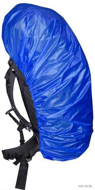 Чехол на рюкзак (васильковый, 70-110 литров)
