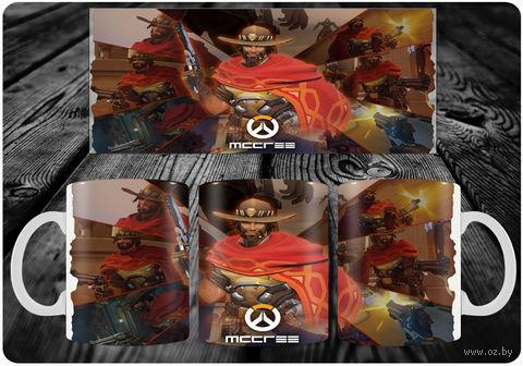 """Кружка """"Overwatch"""" (арт. 38) — фото, картинка"""