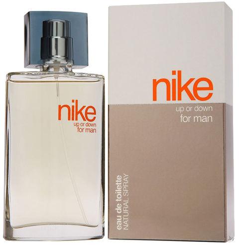 """Туалетная вода для мужчин """"Nike. Up or Down"""" (25 мл)"""