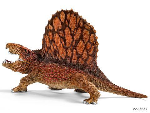 "Фигурка ""Динозавр. Диметродон"" (7,2 см) — фото, картинка"
