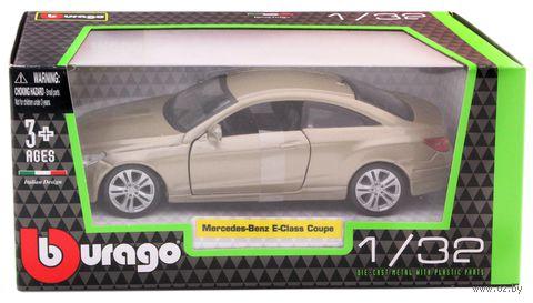 """Модель машины """"Bburago. Mercedes Benz E-Class Coupe"""" (масштаб: 1/32) — фото, картинка"""