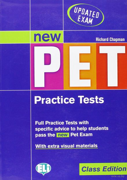 Pet Practice Tests. Without Keys (+ CD) — фото, картинка