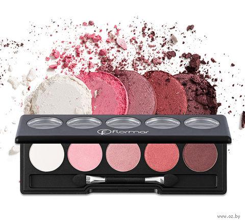"Палетка теней для век ""Color Palette Eye Shadow"" тон: 006, pink desserts — фото, картинка"