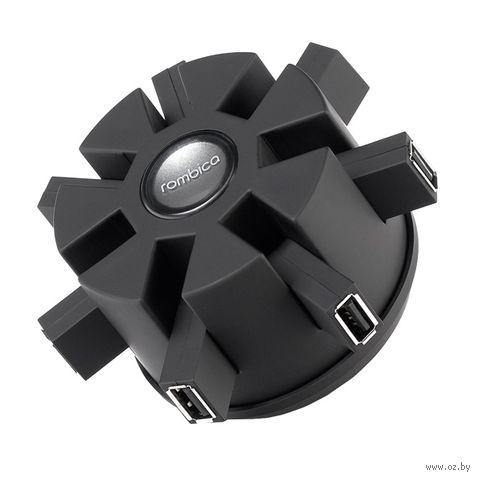 Автомобильное зарядное устройство Rombica Auto MC07 — фото, картинка
