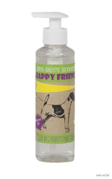 Шампунь для жесткошерстных собак (240 мл) — фото, картинка
