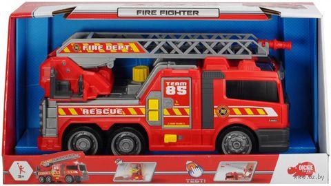 """Пожарная машина """"Fire Fighter"""" (со световыми и звуковыми эффектами) — фото, картинка"""