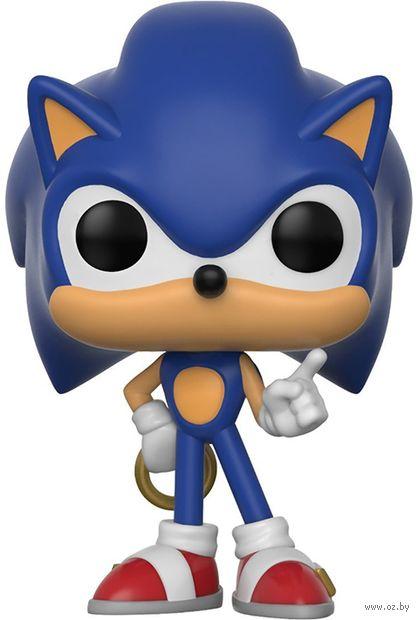 """Фигурка """"Sonic with ring"""" — фото, картинка"""