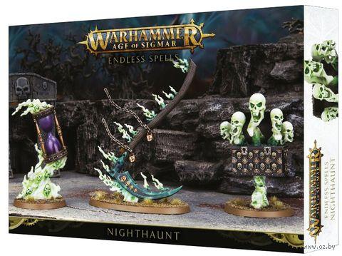 Warhammer Age of Sigmar. Nighthaunt. Endless Spells (91-21) — фото, картинка