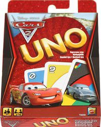 UNO. Тачки 2 — фото, картинка