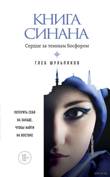 Книга Синана. Сердце за темным Босфором. Глеб Шульпяков