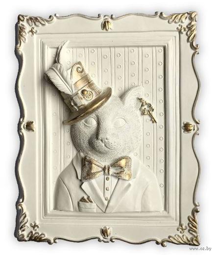 """Украшение декоративное """"Кот"""" (арт. 44369) — фото, картинка"""