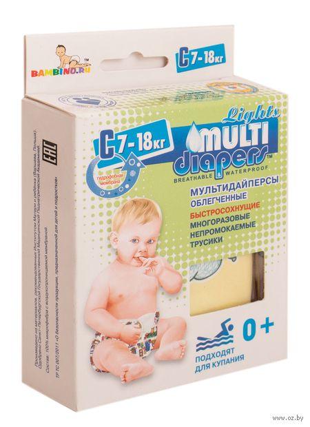 "Подгузник для плавания ""Multi Diapers Lights 4"" (7-18 кг) — фото, картинка"