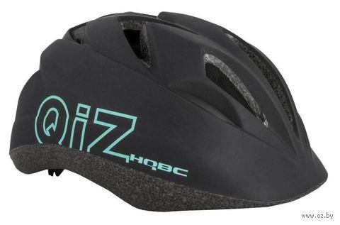 """Шлем велосипедный """"Qiz"""" (M; чёрный; арт. Q090344M) — фото, картинка"""