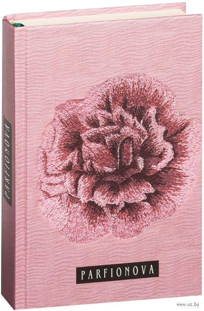 """Блокнот для записей """"Цветок мальвы"""" (115x175 мм)"""