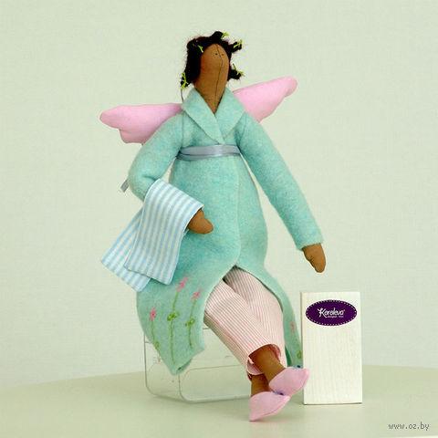 """Кукла ручной работы """"Банный ангел"""""""