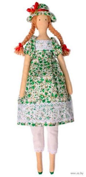"""Набор для шитья из ткани """"Кукла. Анастасия"""" — фото, картинка"""
