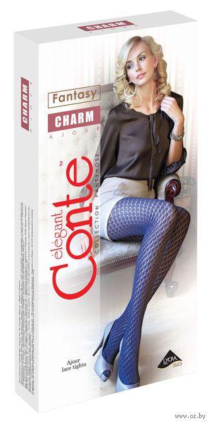 """Колготки женские фантазийные """"Conte. Charm"""""""