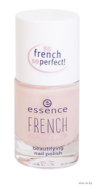 "Лак для ногтей ""French manicure beautifying nail polish"" (тон: 02) — фото, картинка"