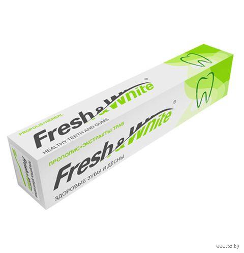 """Зубная паста """"Прополис и экстракты трав"""" (135 г) — фото, картинка"""
