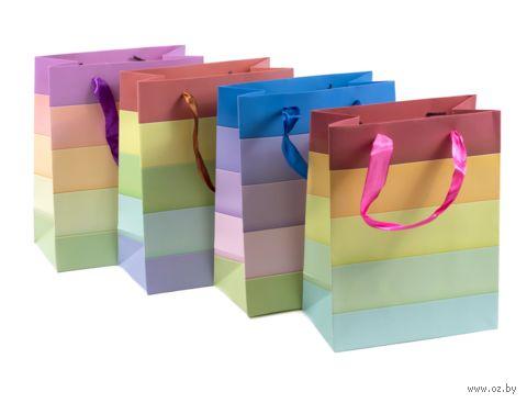 Пакет бумажный подарочный (31х44х12 см; продается только в розничных магазинах OZ) — фото, картинка