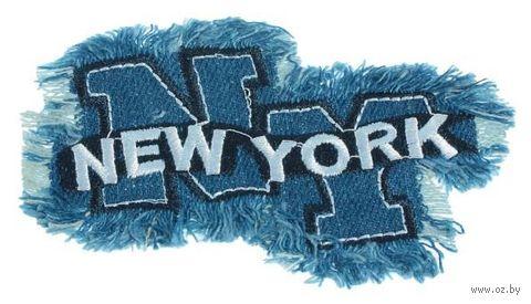 "Термоаппликация ""New York"" — фото, картинка"