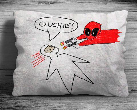 "Подушка ""Deadpool"" (art. 1)"