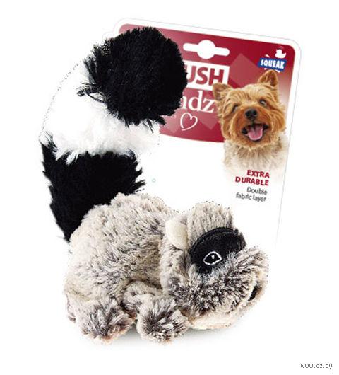 "Игрушка для собак ""Енот"" (16 см) — фото, картинка"