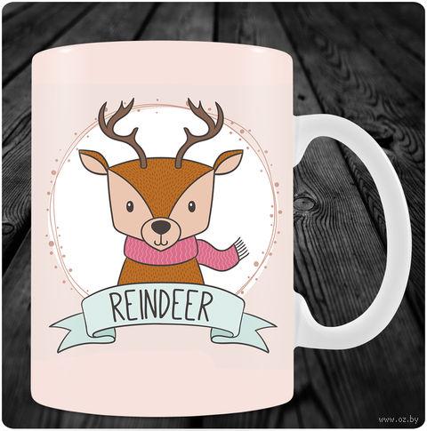 """Кружка """"Reindeer"""" (art. 12)"""