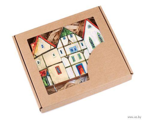 Вешалка для ключей деревянная (190х130 мм; арт. BB101543) — фото, картинка