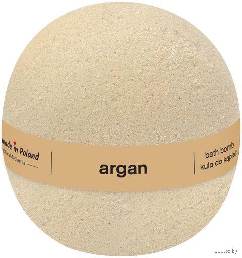 "Бурлящий шар для ванны ""Аргана"" (200 г) — фото, картинка"