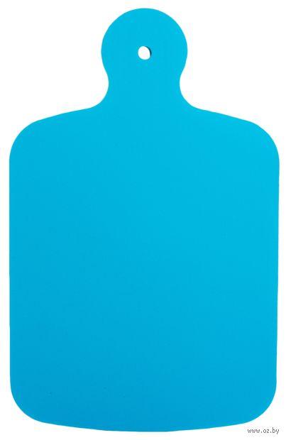 Доска разделочная пластмассовая (192х298х2 мм)