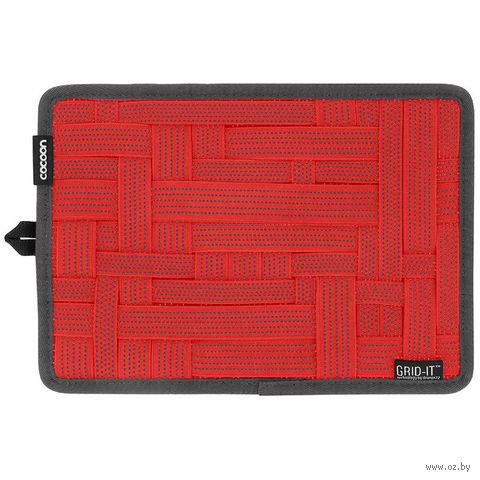 """Органайзер для сумки """"Grid-it M"""" (вертикальный, красный)"""